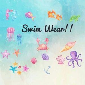 Swim Wear!!